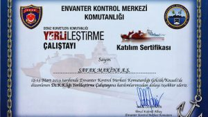 Deniz Kuvvetleri Komutanlığı Yerlileştirme Çalıştayı