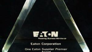 Eaton Amerika En İyi Tedarikçi Ödülü'ne layık görüldük